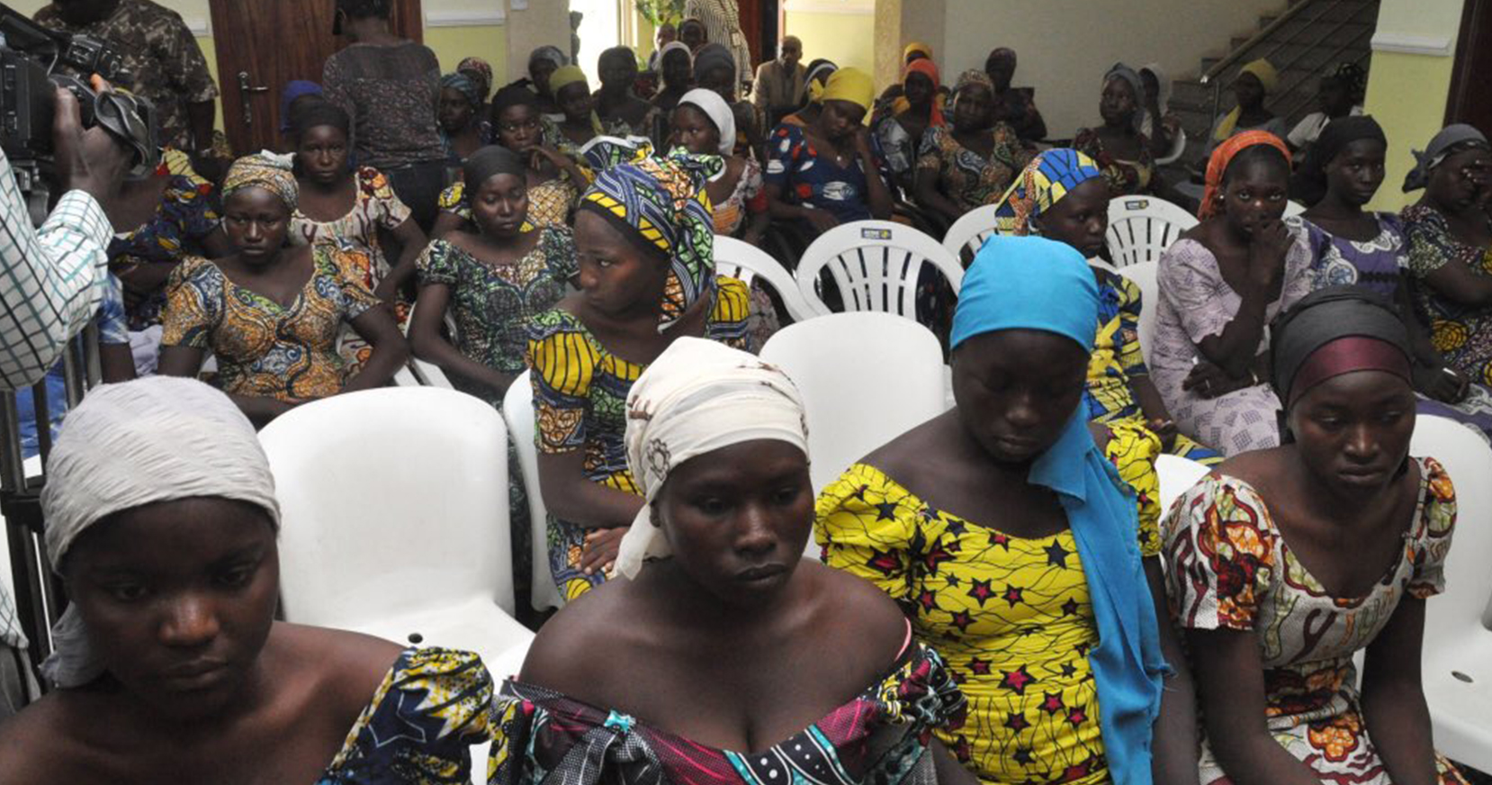 Boko Haram lässt verschleppte Mädchen frei