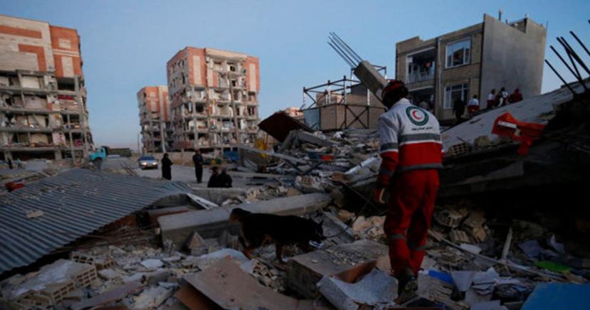 Sisma in Iraq: sarebbero almeno 330 le vittime