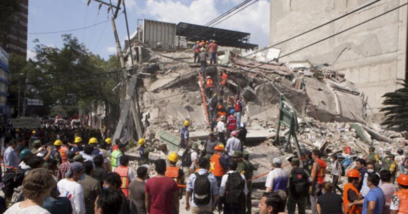 Trema di nuovo il Messico, oltre 250 morti